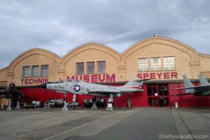 Technik Museum Speyer, Rheinland-Pfalz, Teil 1