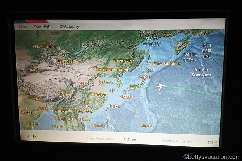 Review Asiana Business Cl A330