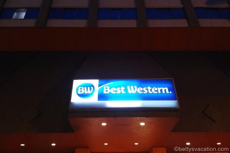 Best Western The Plaza Hotel, Honolulu, Hawai'i