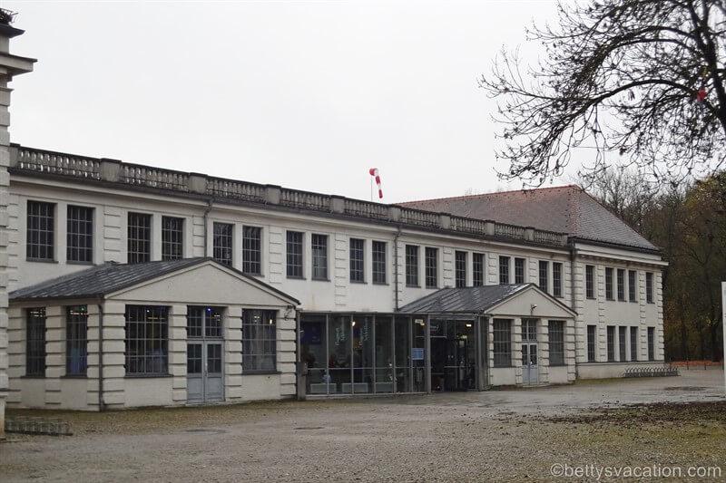 Deutsches Museum – Flugwerft Schleißheim, München