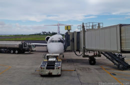 Hawaiian Premier Club Lihue & First Class Boeing 717: Lihue-Honolulu
