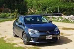 Auto mieten auf Guam - Toyota Corolla, Enterprise-rent-a-car