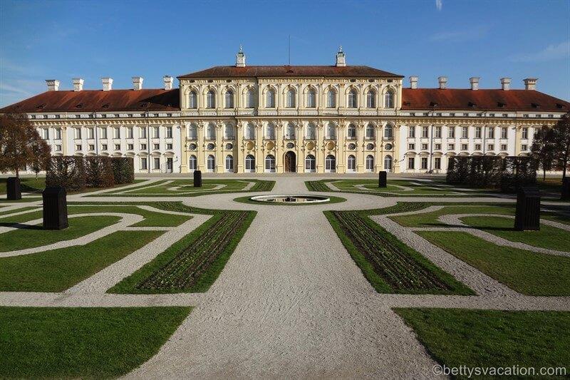 Schlossanlage Schleißheim, Bayern