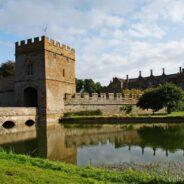 Broughton Castle, Banbury, England