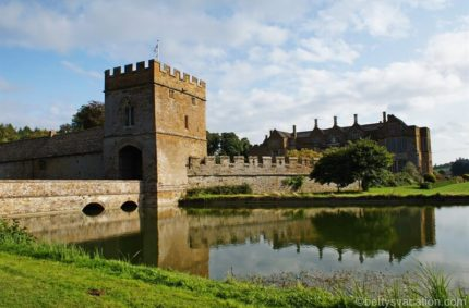 Broughton Castle, Banbury, England