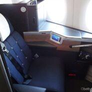 British Airways Club Suite A350-1000: London-Madrid