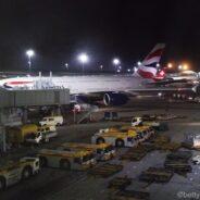 British Airways Club World A380: Hong Kong-London