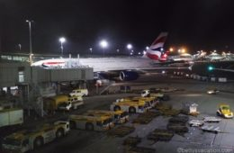 British Airways Club World A380: Hong Kong-London
