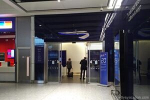 British Airways Galleries Lounge London Heathrow Terminal 5 North