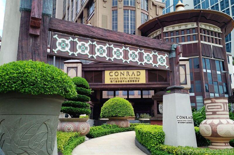 Conrad Hotel Macao
