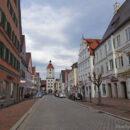 Kleiner Rundgang durch Dillingen an der Donau, Bayern