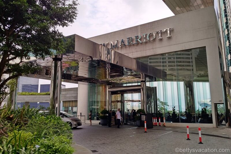 JW Marriott Hotel, Hong Kong