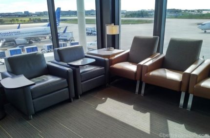 American Airlines Admirals Club, Tampa, Florida