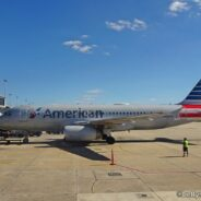 American Airlines First Class Boeing 737: Tampa-Chicago