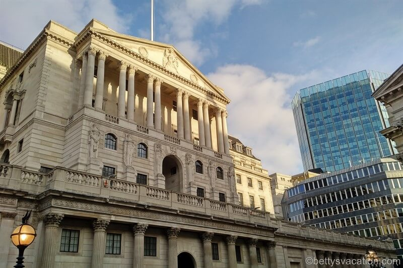 Bank of England Museum, London