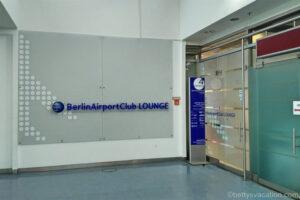 Berlin Airport Club Lounge, Flughafen Tegel