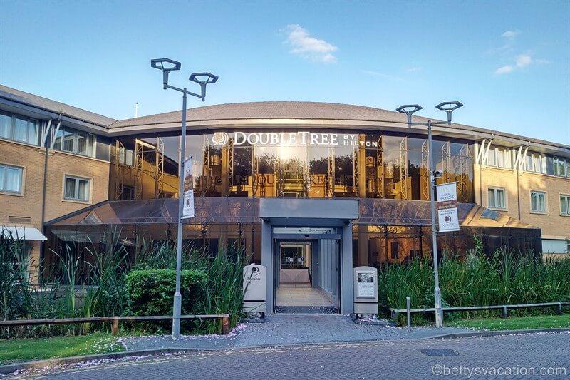 DoubleTree by Hilton Hotel Nottingham - Gateway, England