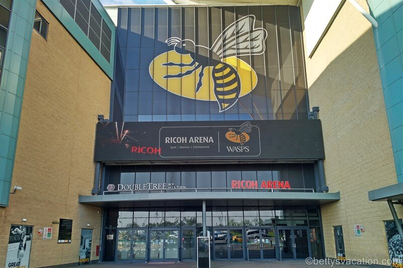 DoubleTree by Hilton Hotel at the Ricoh Arena - Coventry, England
