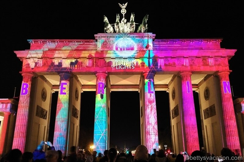Festival of Lights 2019 in Berlin