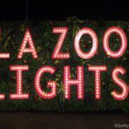 LA Zoo Lights – A Wild Wonderland of Lights, Los Angeles