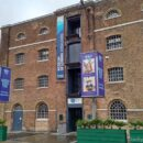 Museum of London Docklands, Canary Wharf, London