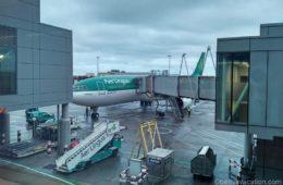 Aer Lingus Business Class Airbus 330: Dublin-New York