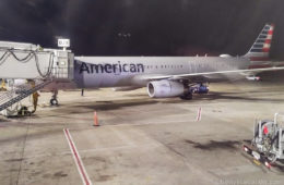 American Airlines Business Class Airbus 321: Vancouver-Dallas/ Fort Worth