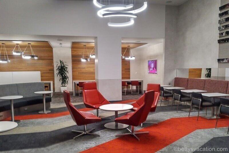 Oneworld Allianz Lounge