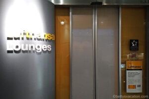 Lufthansa Senator Lounge, Berlin-Tegel