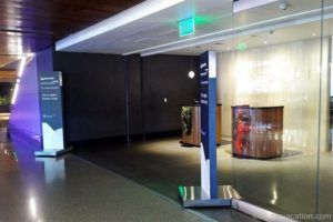 Oneworld Business Lounge, Los Angeles Airport