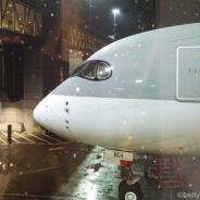 Qatar Airways Business Class (Q Suite) Airbus 350: Stockholm-Doha