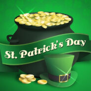 17. März – St. Patricks Day