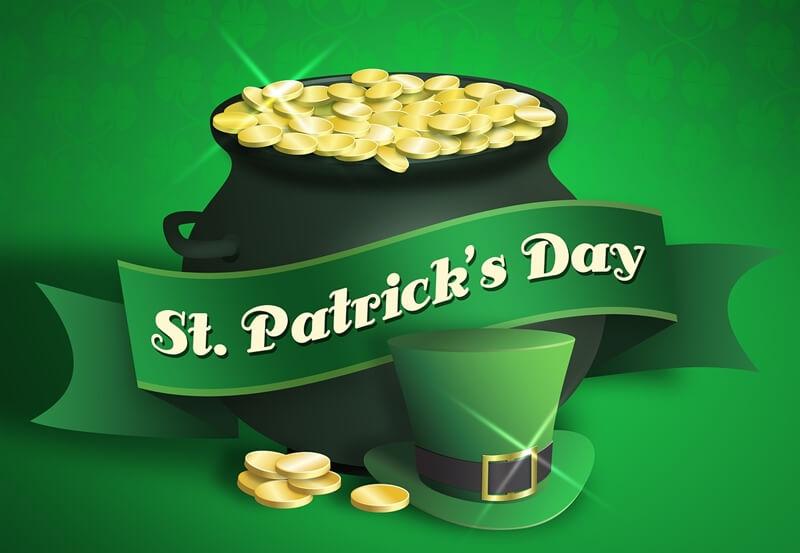17. März - St. Patrick's Day