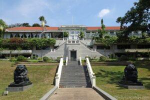 Hotel Fort Canning, Singapur