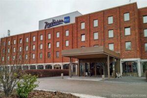 Radisson Blu Arlandia Hotel, Schweden