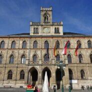 Stadtrundgang durch Weimar, Thüringen – Teil 1
