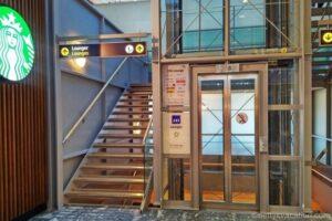 SAS Lounge Flughafen Oslo