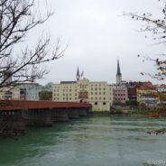 Kleiner Rundgang durch Wasserburg am Inn, Bayern