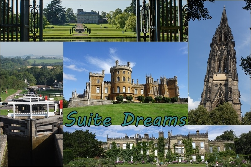 Suite Dreams - Kreuz und quer durch Westeuropa – mein neuer Reisebericht