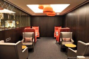 British Airways First Lounge, London Gatwick