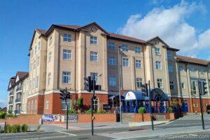 Bexleyheath Marriott Hotel, London