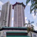 Singapore Marriott Tang Plaza Hotel, Singapur