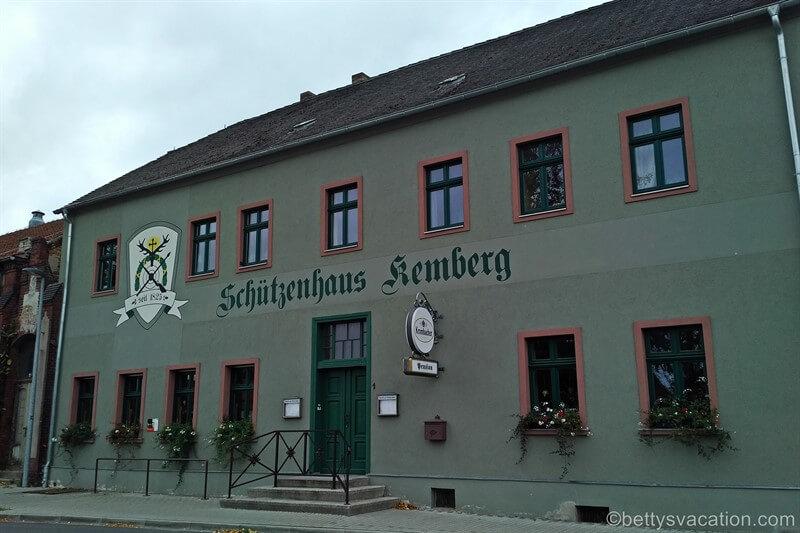 Schützenhaus, Kemberg, Sachsen-Anhalt