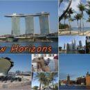 New Horizons – über Umwege nach Singapur – mein neuer Reisebericht