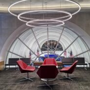 American Airlines Flagship Lounge Los Angeles