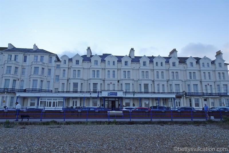 Best Western York House Hotel, Eastbourne, England