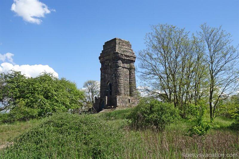 Bismarckturm, Klein-Mutz, Brandenburg
