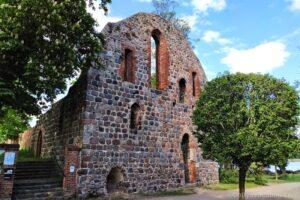 Kloster Lindow, Ruppiner Seenland, Brandenburg