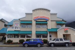 The Landing Hotel, Ketchikan, Alaska