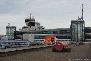 Goodbye, Tegel! - Die Besucherterrasse